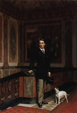 The Duc de La Rochefoucauld Doudeauville