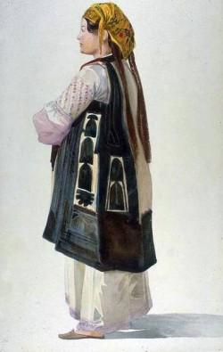 Albanian Peasant Athens