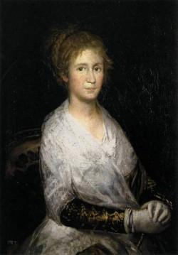 Josefa Bayeu or Leocadia Weiss