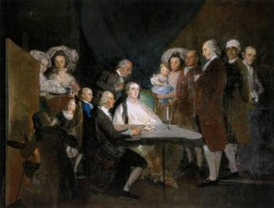 The Family of the Infante Don