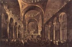 Doge Alvise IV Mocenigo