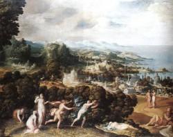 ABBATE Niccolo Orpheus