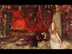 Hamlet play scene