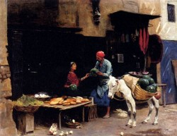 The Watermelon Seller
