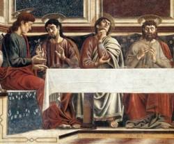 Last Supper detail WGA