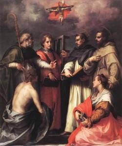Disputation over the Trinity WGA