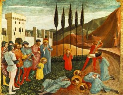 Beheading Of Saint Cosmas And saint Damian