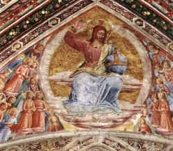 Christ The Judge