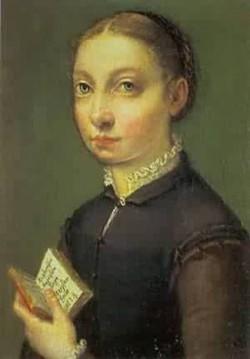 Self portrait 1554 xx kunsthistorisches museum vienna