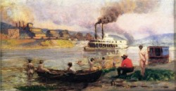 Steamboat on the Ohio2