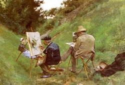 Los Dos Pintores