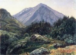Mountain Scenery Switzerland
