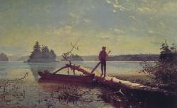 An Adirondack Lake