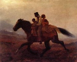 A Ride for Freedom The Fugitive Slaves 1862