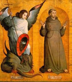 Saints Michael And Francis