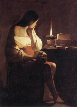 Magdalen of Night Light WGA