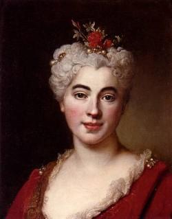 Portrait Of A Elisabeth