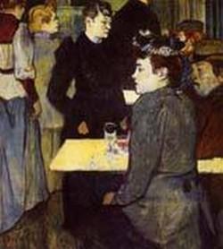 A Corner in the Moulin de la Galette 1892
