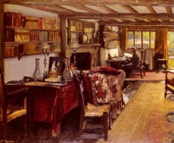 A Writing Room At The Wharf
