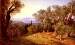 Corfu And The Albanian Mountains