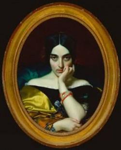 Portrait de Madame Alphonse Karr