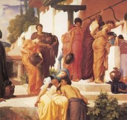 Leighton Captive Andromache right