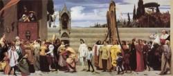 Leighton Cimabue s Madonna