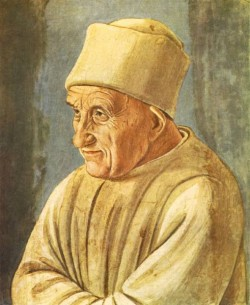 Portrait of an Old Man 1485
