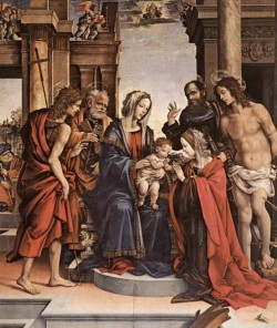 The Marriage of St Catherine 1501