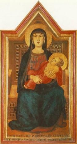 Madonna Of Vico L Abate