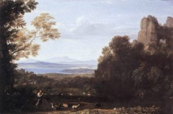 Landscape with Apollo and Mercury WGA