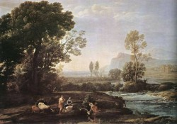 Landscape with Rest in Flight to Egypt WGA