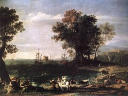 The Rape of Europa WGA