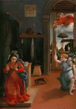 Annunciation c1525 30