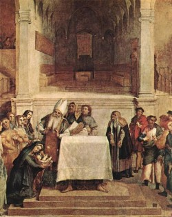Presentation on the Temple 1554 5