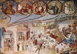 Stories of St Barbara 1524