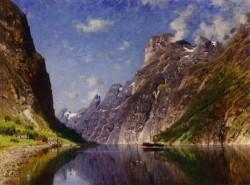 AdelsteenNormann ViewofaFjord Large