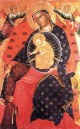 Madonna and child with two votaries 1325 xx gallerie dell accademia venice