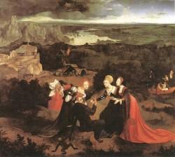 Temptation Of St Anthony
