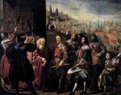 The Relief Of Genoa