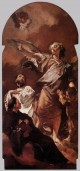 The Guardian Angel With Sts Anthony Of Padau And Gaetano Thiene