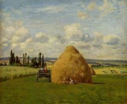 Haystack Pontoise 1873