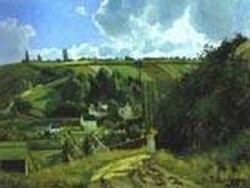 Jallais hill pontoise 1867 xx new york usa