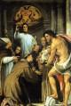 St Lorenzo Giustiniani And Other Saints