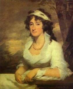 Portrait of janet dundas 1790 xx private collection