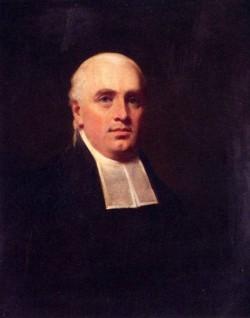 Raeburn Henry Portrait Of The Rev Wiilaim Paul