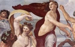 The Triumph of Galatea detail1