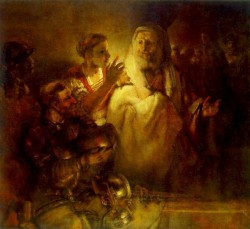 Peter Denouncing Christ WGA