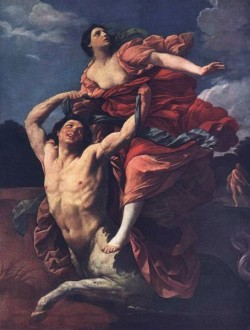 The Rape of Dejanira WGA