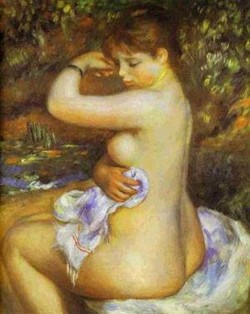 After the bath 1888 xx private collection